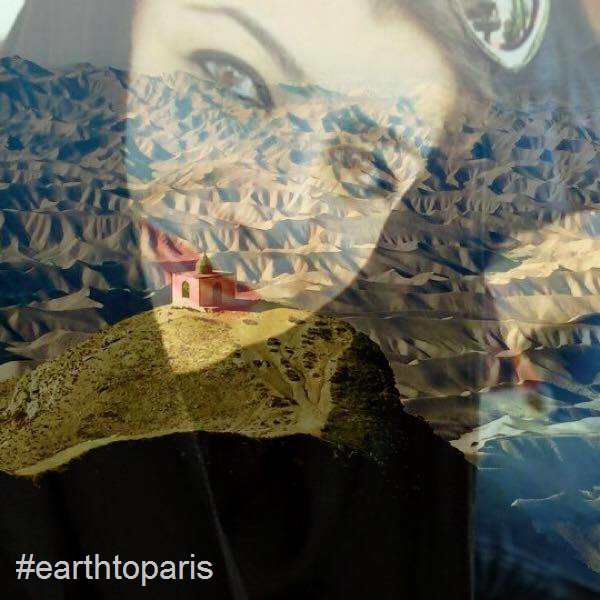 3_Anais Amirifar-Bertschi (23) FranceIran - spot Iran